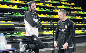 «Que la Final Four sea en Bilbao no nos provoca más presión»