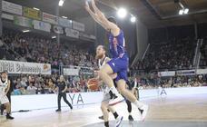 Las imágenes del triunfo del Bilbao Basket frente al Palencia