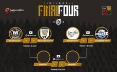 La semifinal contra el Melilla, el 1 de junio a las 19.30 horas