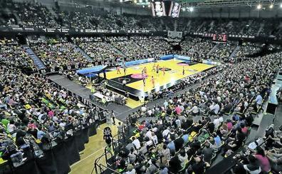 Más público en el Bilbao Arena que en 8pabellones de la ACB