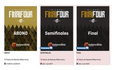Final Four Bilbao 2019: horarios y entradas