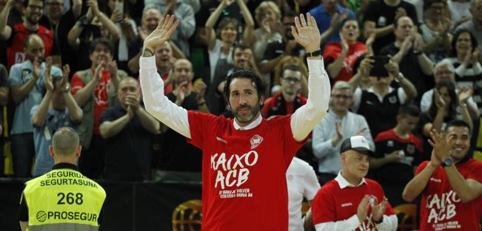 Mumbrú: «Me enorgullece poder devolver el equipo a la ACB»