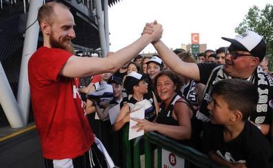 Schreiner sella su continuidad en Bilbao
