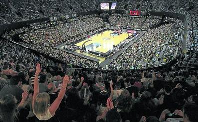 El Bilbao Basket pacta con la Diputación fraccionar el pago de la deuda