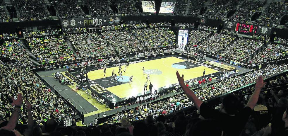 El Bilbao Basket quierellegar a 6.000 abonados