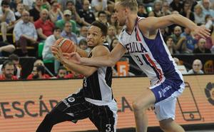 Jaylon Brown renueva por una temporada con el Bilbao Basket