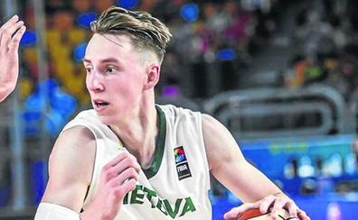 Arnoldas Kulboka, talento ofensivo para el RETAbet