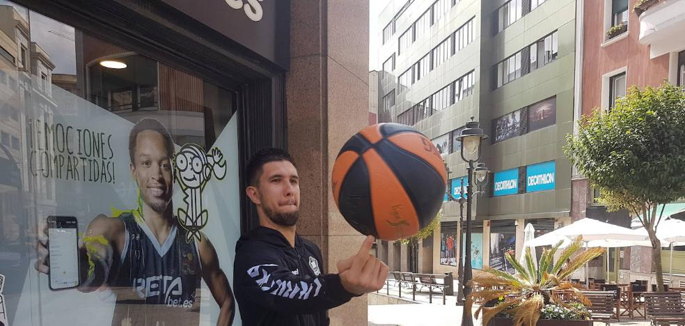 Axel Bouteille: «Yo juego para ganar»
