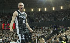 El Bilbao Basket quiere crear la grada de animación Javi Salgado