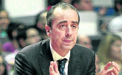 Vidorreta teme a los tiradores exteriores del Bilbao Basket