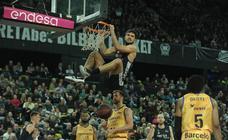 El Bilbao Basket - Herbalife, en imágenes