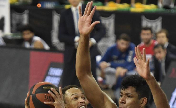 Victoria por la mínima del Bilbao Basket en el derbi de colistas