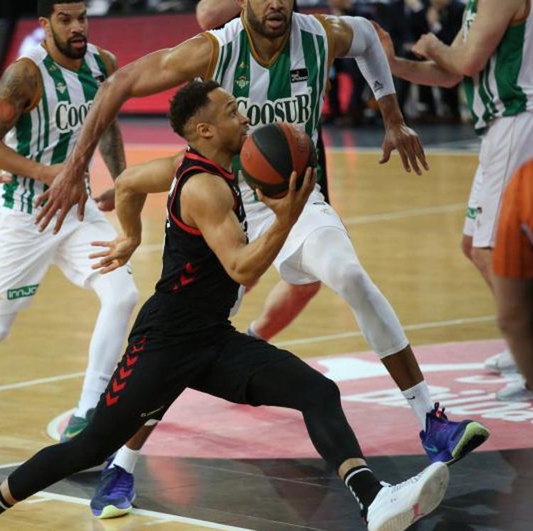 El uno a uno del Bilbao Basket - Real Betis