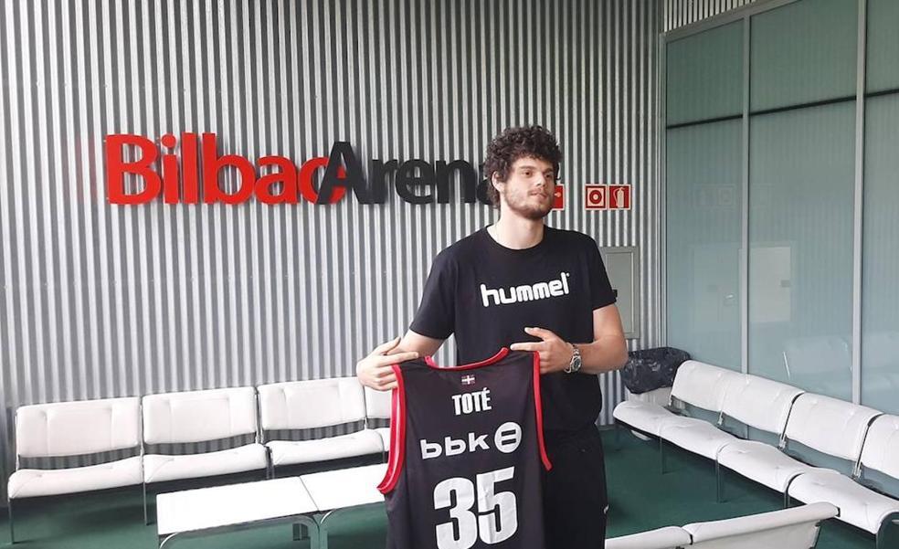 «Podemos salvar la temporada», asegura Leonardo Totè