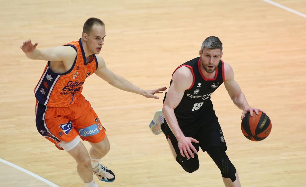 Serron y el Bilbao Basket separan sus caminos