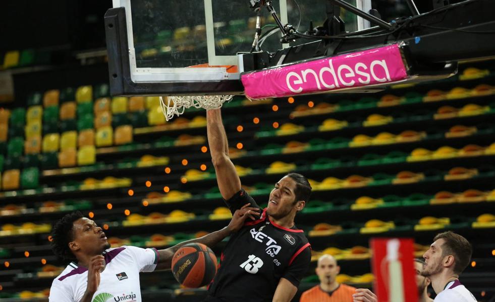 Felipe Dos Anjos tampoco seguirá en el Bilbao Basket la próxima campaña