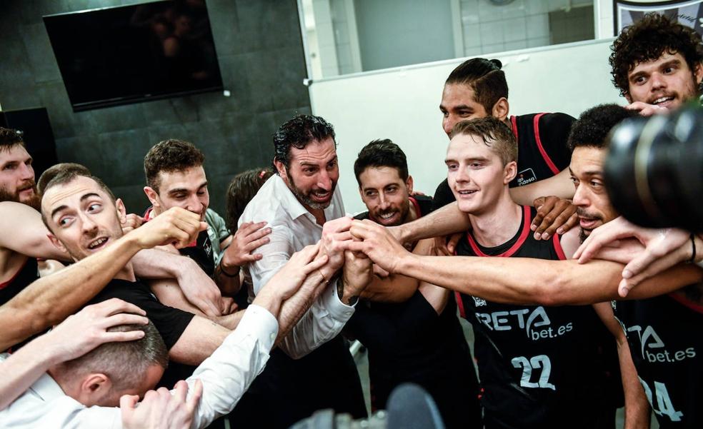 El Bilbao Basket hará una concentración de cuatro días en Gijón
