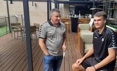 Presentación de Gytis Masiulis: «Tendremos opciones de llegar al play-off»