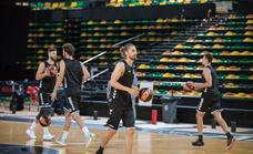 En directo, Bilbao Basket - Elan Bearnais