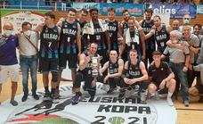 El Bilbao Basket manda en Euskadi