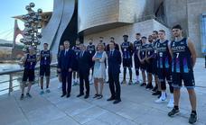 Surne da estabilidad al Bilbao Basket para cinco años