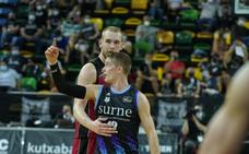 El uno a uno del Surne Bilbao Basket-Casademont Zaragoza: el mejor, Rousselle