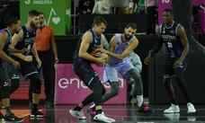 El Bilbao Basket, aplastado por el peso de la lógica