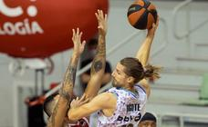El uno a uno del UCAM Murcia - Bilbao Basket: Bigote, el mejor