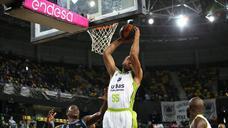 Las imágenes del Bilbao Basket - Fuenlabrada