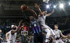 El uno a uno del Bilbao Basket - San Pablo Burgos