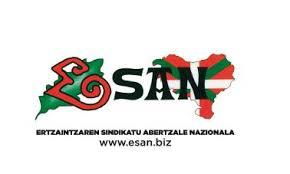 ESAN (Ertzaintzaren Sindikatu Abertzale Nazionala)