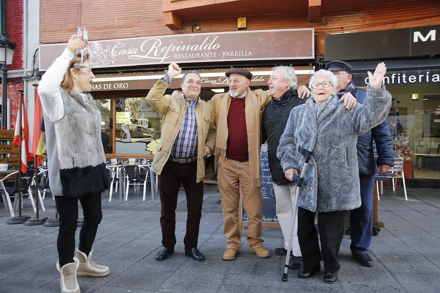 Castellón y Asturias no tenían prisa | Loteria - El Correo