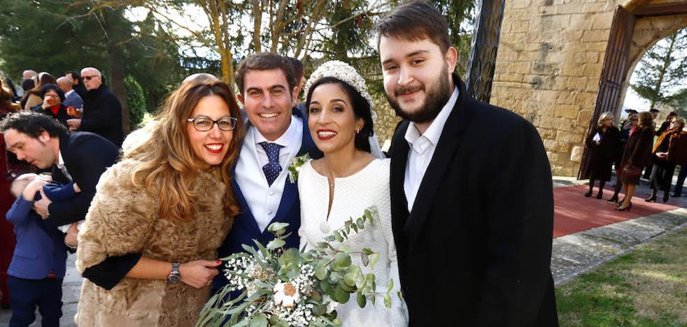 El tercer premio pilla de boda al Orfeón Mirandés