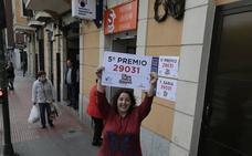 Un décimo del 29031 deja 6.000 euros en Sestao