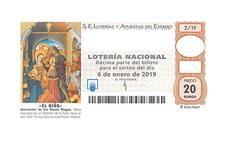 Hasta cuándo se puede comprar lotería del Niño 2019