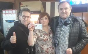 La Lotería reparte 22 millones en Basauri... y la Primitiva, 1,6 millones en Zorroza