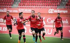 El Mirandés jugará la vuelta en Anduva del duelo por el ascenso ante el Mallorca