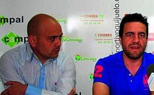 El exagente de jugadores, Chema Aragón, arranca como director deportivo del Mirandés