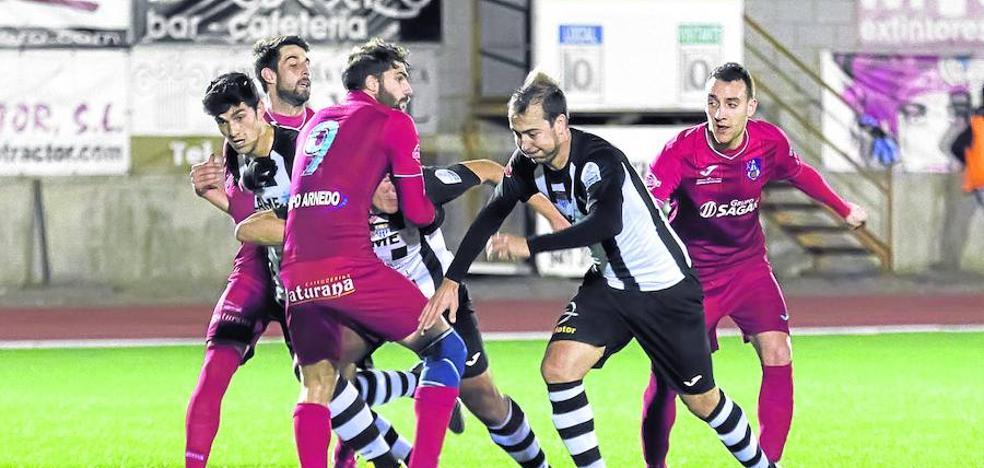 Calahorra, Gimnástica y Oviedo B serán rivales del Mirandés si se mantiene el Grupo II