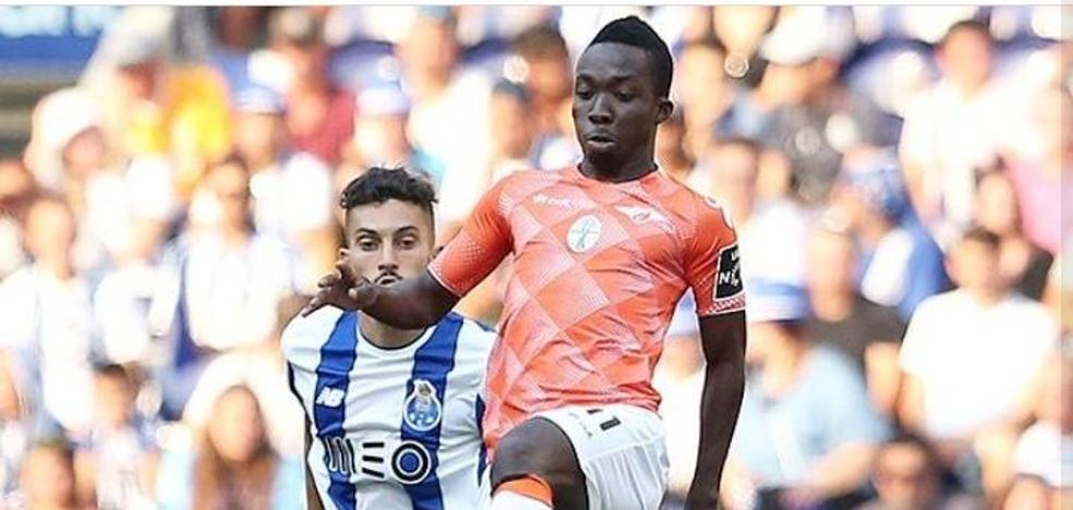 El ghanés Ernest Ohemeng es ya jugador rojillo para las dos próximas temporadas