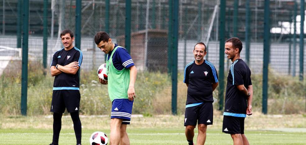 El Mirandés, con 3 jugadores extranjeros 13 años después