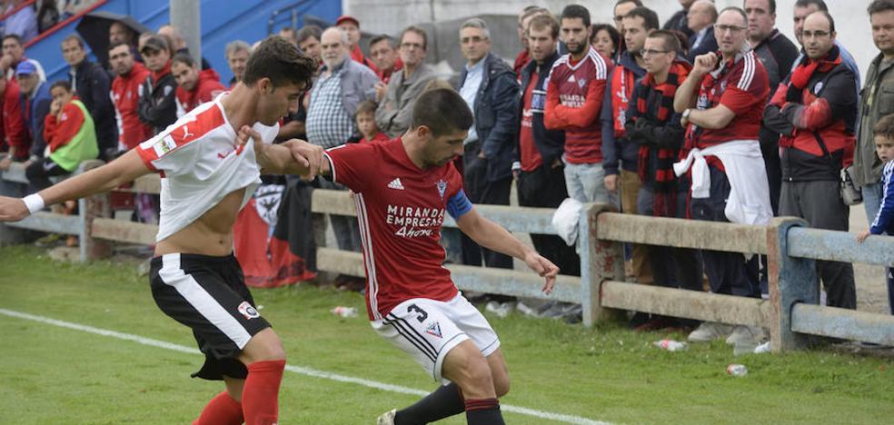 El último partido de pretemporada se disputará el sábado en Llodio frente al Vitoria