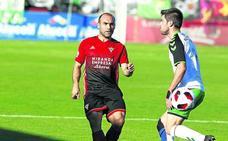 Al Mirandés no se le olvida el gol