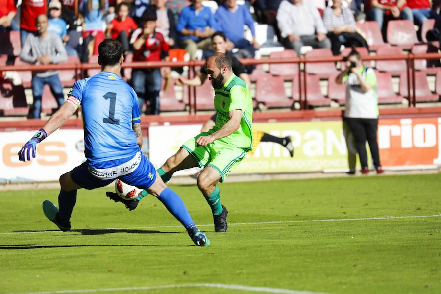 Paris sostiene que «el mal partido en Logroño nos va a hacer espabilar para afrontar el 'play off'»