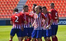 El Mirandés se medirá al Atlético B en la primera eliminatoria por el ascenso