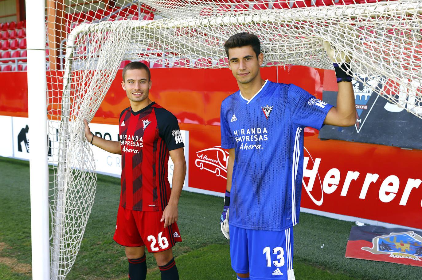 Alberto y Franquesa ensalzan el sentimiento en la ciudad por el club