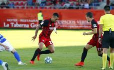 Antonio Sánchez: «Con el apoyo de la afición y con confianza jugaremos de tú a tú al Málaga»