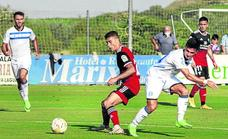 Iago: «El equipo va aprendiendo cómo es la categoría; salimos reforzados de Tenerife»