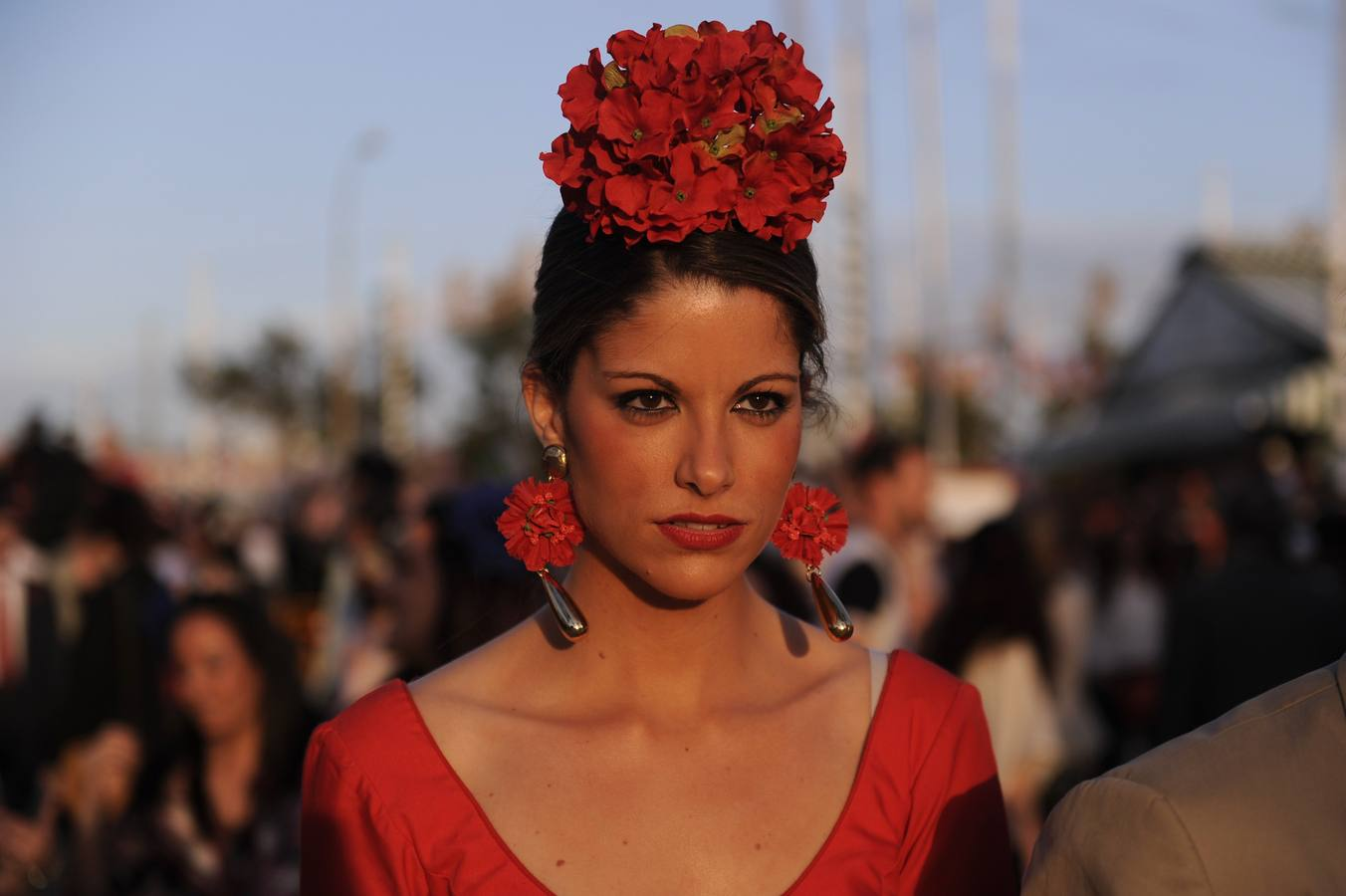 la feria single girls The seville fair (la feria de abril) is the most important popular festival of the city here's everything you need to know to enjoy it.