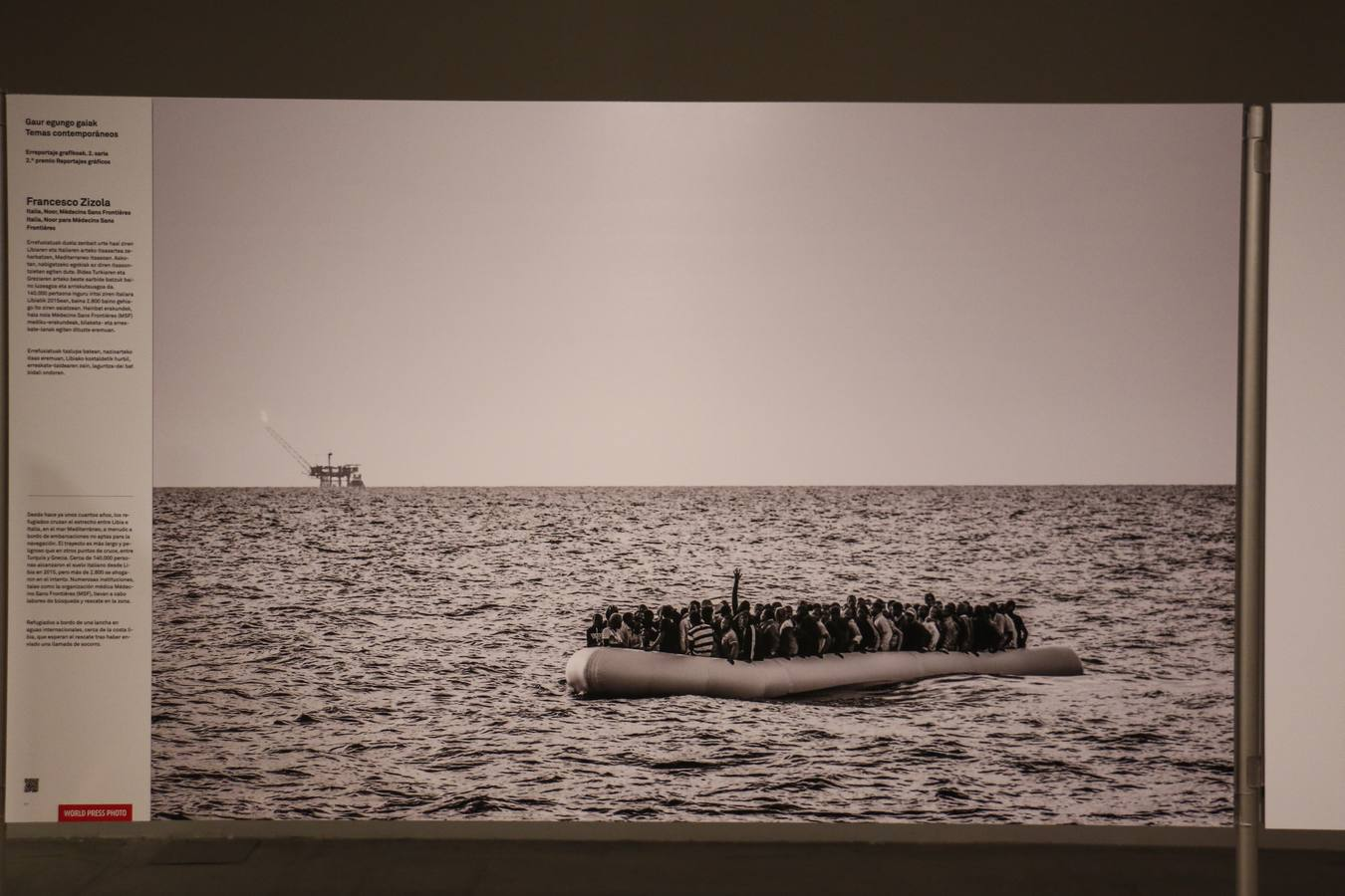 World Press Photo regresa a Vitoria